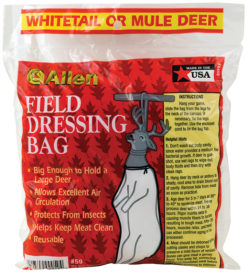 Allen 59 Deluxe Deer Carcass Bag White