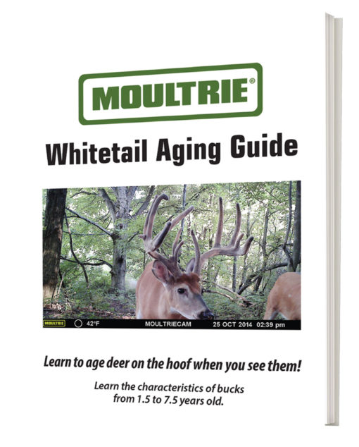 Moultrie MCA13132 Booklet for Deer Aging