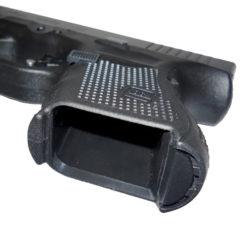 Pearce Grip PGG4SC Grip Frame Insert  Fits Glock Gen4 26/27/33/39 Polymer Black