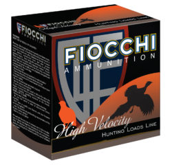"Fiocchi 28HV9 High Velocity  28 Gauge 2.75"" 3/4 oz 9 Shot 25 Bx/ 10 Cs"