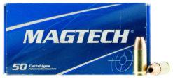 Magtech 44C Range/Training  44 Rem Mag 240 gr Full Metal Jacket (FMJ) 50 Bx/ 20 Cs